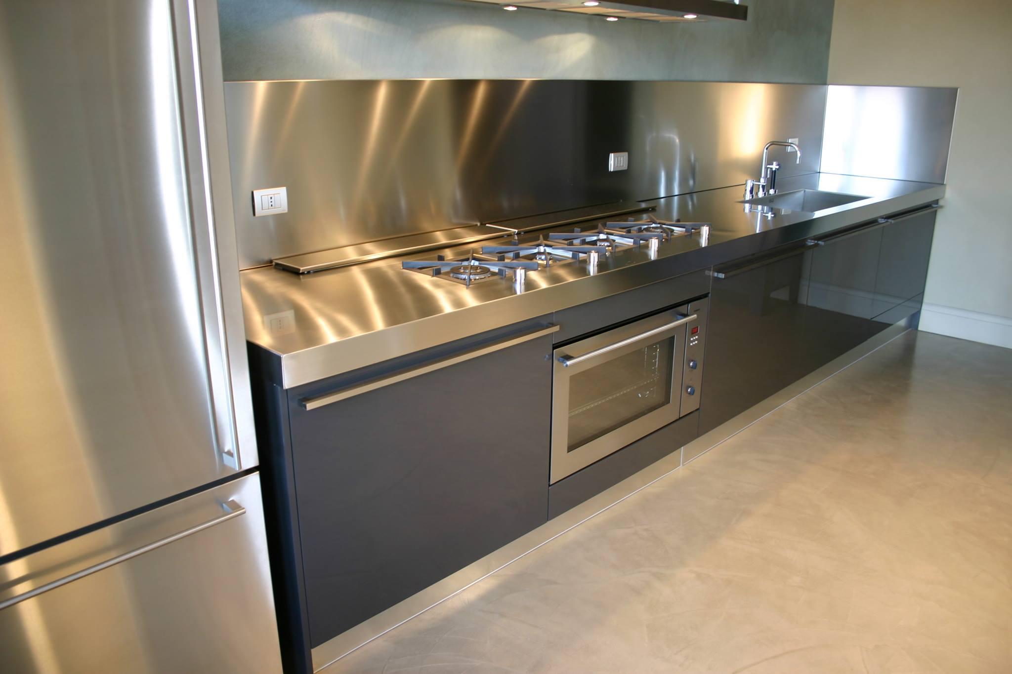 Exnova fabbrica cucine e arredo bagno sartoriale e di - Cucine direttamente dalla fabbrica ...