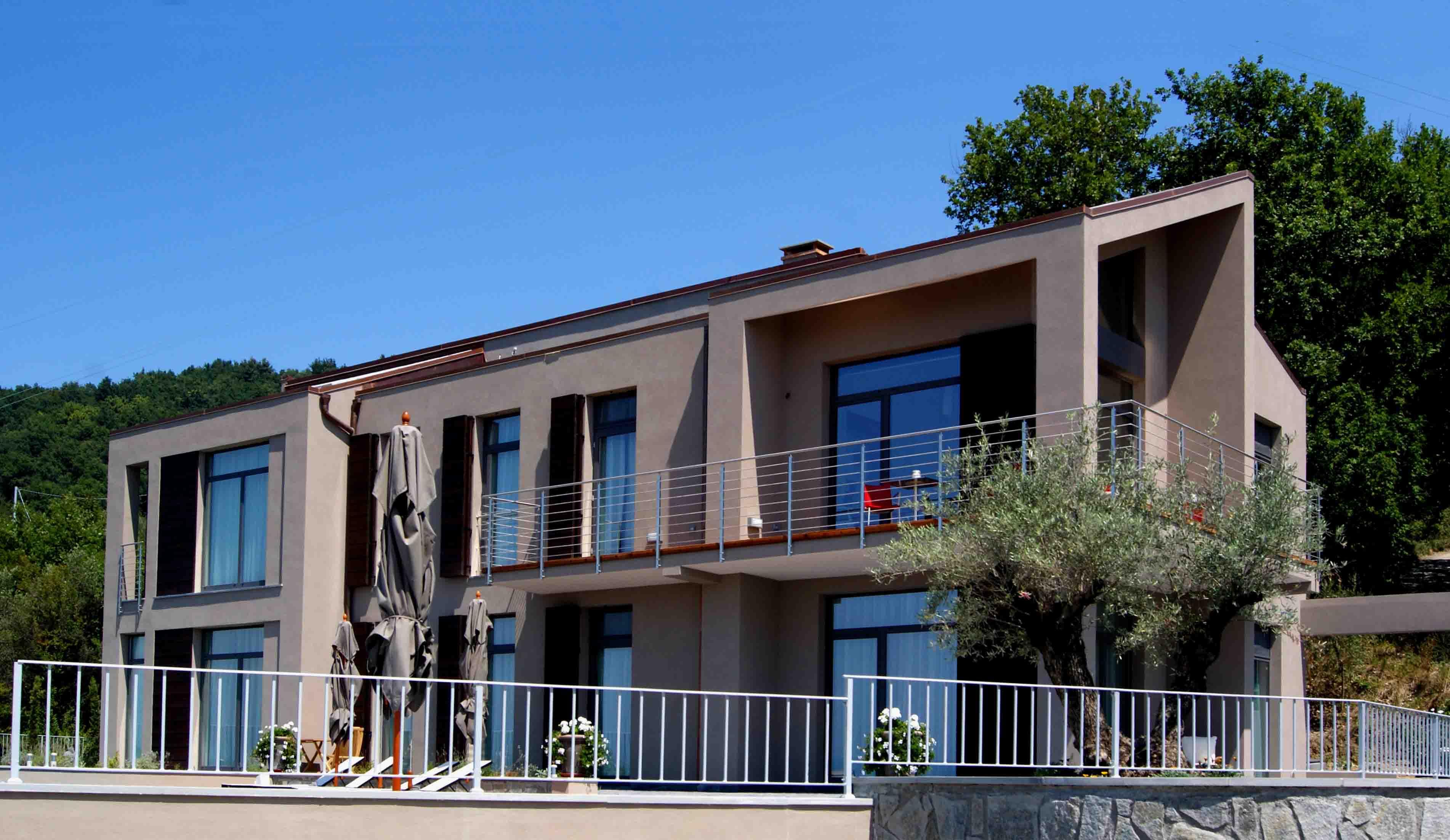 La spezia studio chiodo progettazione e restauro for Progettazione di edifici residenziali