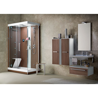 Ilma group progetto bagnobr cabine doccia mobili bagno vasche idromassaggiobr - Mobili bagno cima ...